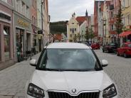 Mindelheim geht gegen Falschparker vor: Knöllchen jetzt auch am Sonntag