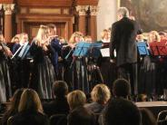 Konzert: Voller Klang und volle Bühne