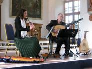 Konzert: Musikalischer Ausflug in einen Frühlingsgarten