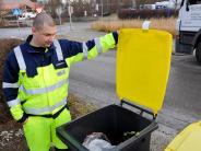 Müll: Gibt es künftig eine Gelbe Tonne?