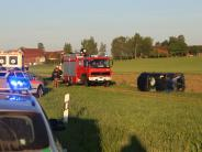 Unfall: Frau verunglückt bei Eutenhausen