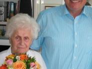 90.Geburtstag: Arbeit war ihr Leben