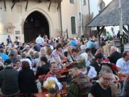 Historienfest in Mindelheim: Wie anno dazumal