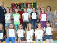 Vorlesewettbewerb: Der Titel bleibt in Pfaffenhausen
