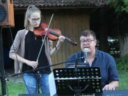 Konzert: Lieder, die Hoffnung schenken