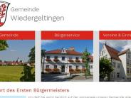 Internet: Per Mausklick direkt ins Wiedergeltinger Rathaus