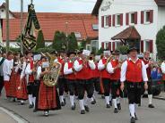 Schützenverein: Geburtstagsfeier mit Alpenrosen und Edelweiß