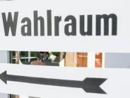 Bundestagswahl: Zehn Parteien treten an