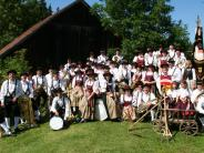 Festzelt: Volles Programm rund um den Blasmusikcup