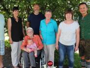 Geburtstag: 97-Jährige gibt Tipps für ein langes Leben