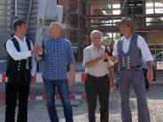 Projekt: Ein Prosit auf das neue Ramminger Gemeindehaus