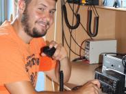 Amateurfunker aus Pfaffenhausen: Vom Schreibtisch in die weite Welt