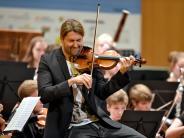 Festival der Nationen: Kinder erleben Stargeiger David Garrett in Bad Wörishofen hautnah