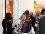 Ausstellung im Landratsamt Mindelheim: Künstlerkreis zeigt große schöpferische Bandbreite