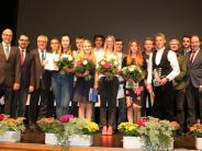 Handwerk: 216 Gesellen in Memmingen freigesprochen