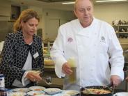 Essen: Kochen wie beim FC Bayern