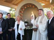 Kirche: Ein bisschen wie in Lourdes