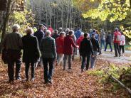 Wanderung in Mindelheim: Neue Entdeckungen aus alter Zeit