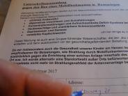 Gemeinderat: Schlussstrich unter die Funkmast-Debatte?