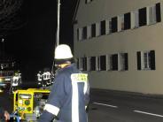 Polizei: Feuer im Asylbewerberheim wurde absichtlich gelegt