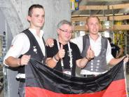 Auszeichnung: Der Vize-Weltmeister kommt aus Warmisried