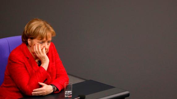 Kommentar: Die Jamaika-Krise ist auch Angela Merkels Krise