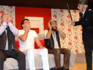 Theater in Mittelneufnach: Es geht drunter und drüber