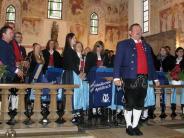 Jahreskonzert: In der kalten Kirche wurde wieder allen warm ums Herz