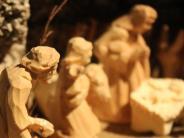 Ausstellung: Die Heilige Familie aus feinstem Alabaster