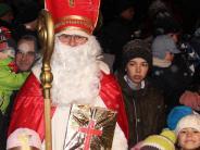 Advent: Der Ramminger Nikolaus spart nicht mit Lob und Tadel