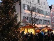 Weihnachtsmarkt in Mindelheim: Einfach innehalten und genießen