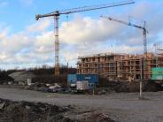 Bauen in Mindelheim: Weiter auf Wachstumskurs