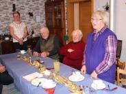 Senioren: Jubilare feiern