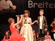 Fasching: So feierten die Narren in Breitenbrunn, Dirlewang und Pfaffenhausen