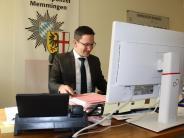 Neues Gesicht in Memmingen: Ein Teamplayer, der auf Vertrauen setzt