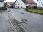 Gemeinderat: Grünes Licht für Straßenausbau