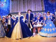 Krönungsball in Mindelheim: Mindelonia gibt mit drei Prinzenpaaren Vollgas