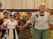 Fasching in Mindelheim: Echte Narren kennen kein Alter