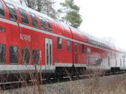 Elektrifizierung im Allgäu: Bahnstrecke ein halbes Jahr komplett gesperrt