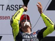 : «Dottore» Rossi wieder ganz oben