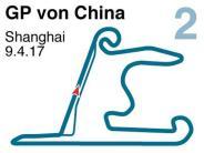 Saison 2017: Der Große Preis von China
