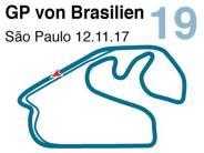 Saison 2017: Der Große Preis von Brasilien
