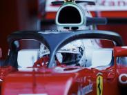 Mit Cockpit-Schutz: Vettels neuer Ferrari wird am 22. Februar vorgestellt