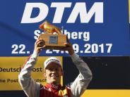 Frijns nun Audi-Werksfahrer: Schwede Ekström beendet seine DTM-Karriere