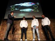 Formel 1: Halo ganz in Weiß: Williams enthüllt seinen neuen Wagen