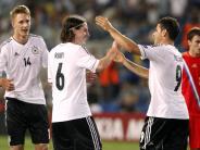 : 2:1 gegen Russland: Versöhnlicher EM-Abschluss für U 21