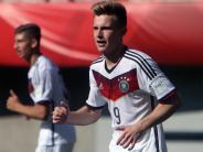 Fußball: U17-WM:DFB-Junioren scheitern im Achtelfinale