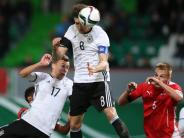Fußball: Seriensieger eilen Richtung U21-EM