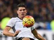 Fußball: Gomez hofft auf EM - «gute Chance dabei zu sein»