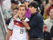 Fußball: Löw rechnet nicht mit langem Ausfall von Götze